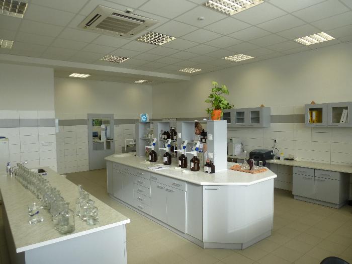 Laboratoře pitných vod